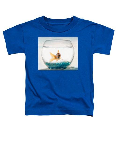 Tiger Fish Toddler T-Shirt