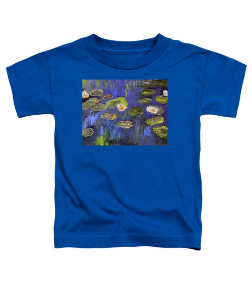 Tribute To Monet Toddler T-Shirt