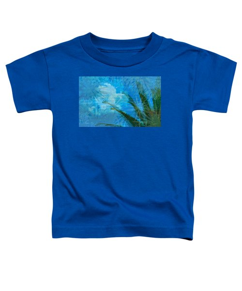 Tropical Afternoon Toddler T-Shirt