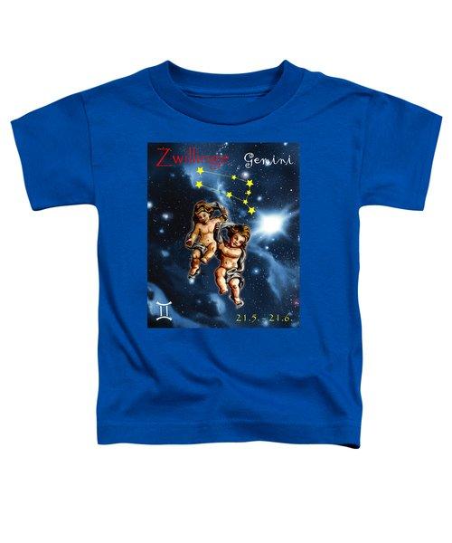 Twins Of Heaven Toddler T-Shirt
