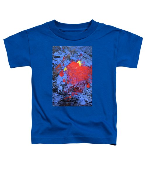 Untitled Abstract-7-817 Toddler T-Shirt
