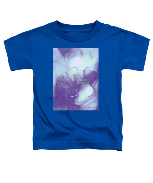 Visions Of The Night Toddler T-Shirt