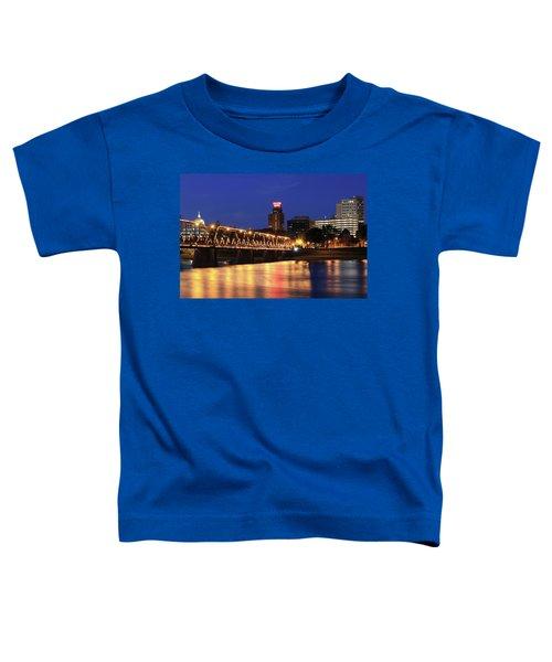 Walnut Street Bridge Toddler T-Shirt