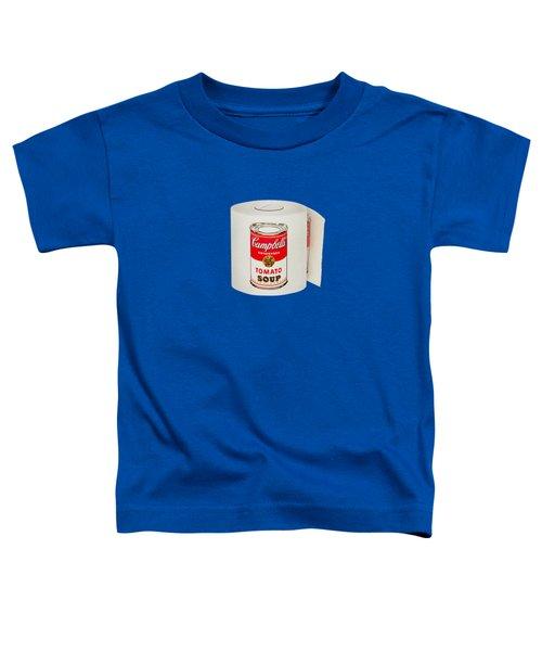War Roll - Poop Art Toddler T-Shirt