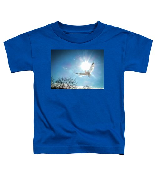 Warmed Wings Toddler T-Shirt