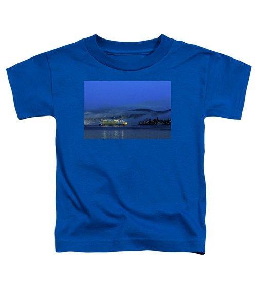 Washington State Ferry Hyak Toddler T-Shirt