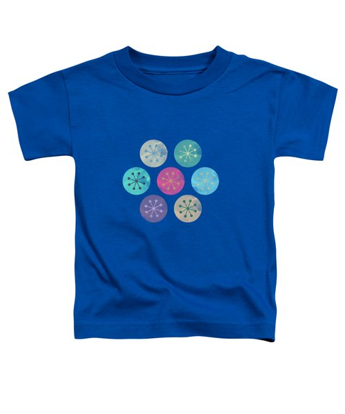 Watercolor Lovely Pattern Toddler T-Shirt by Amir Faysal