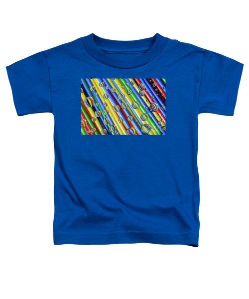 waterDroplets02 Toddler T-Shirt