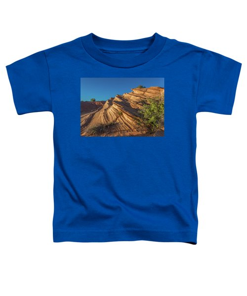 Waterhole Canyon Rock Formation Toddler T-Shirt