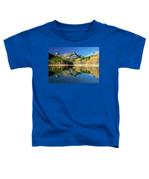 Wedge Pond Color Toddler T-Shirt