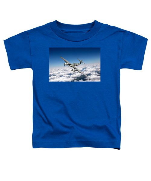 Westland Whirlwind Portrait Toddler T-Shirt