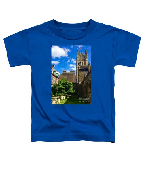 Westminster Abby Garden Toddler T-Shirt