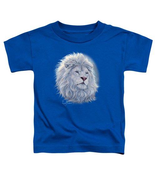 White Lion Toddler T-Shirt