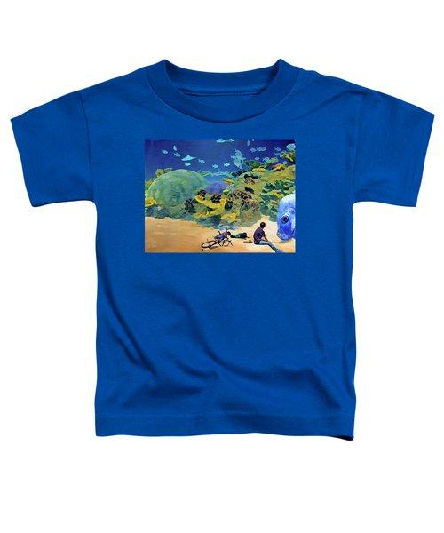 Who's Fishing? Toddler T-Shirt