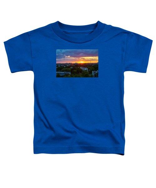 Why Toddler T-Shirt