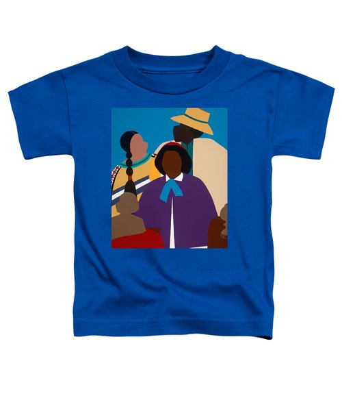 Wildfire A Tribute To Edmonia Lewis Toddler T-Shirt