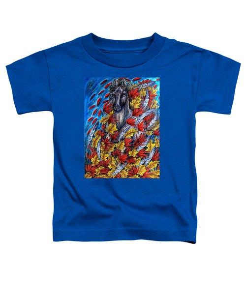 Wind Spirit Toddler T-Shirt