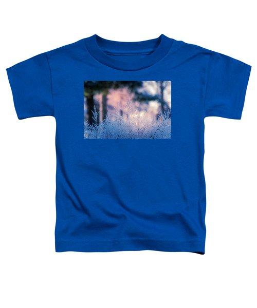 Winter Morning Light Toddler T-Shirt