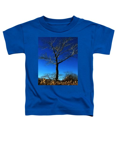 Winter Tree Toddler T-Shirt
