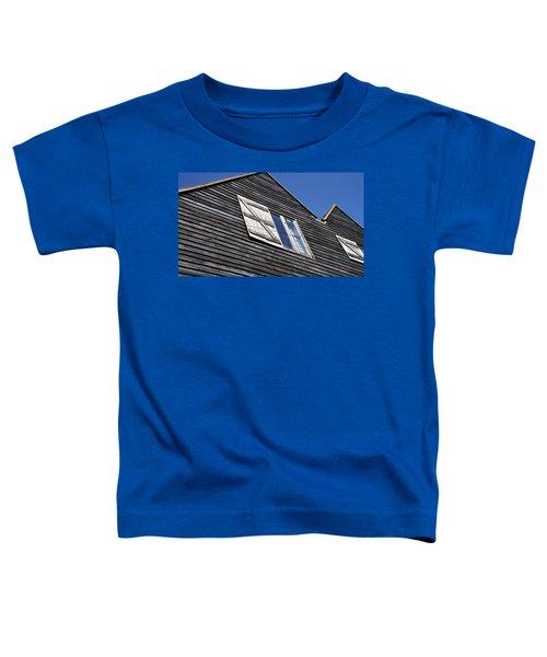 Wooden Toddler T-Shirt