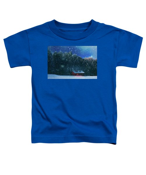 Chalet Toddler T-Shirt