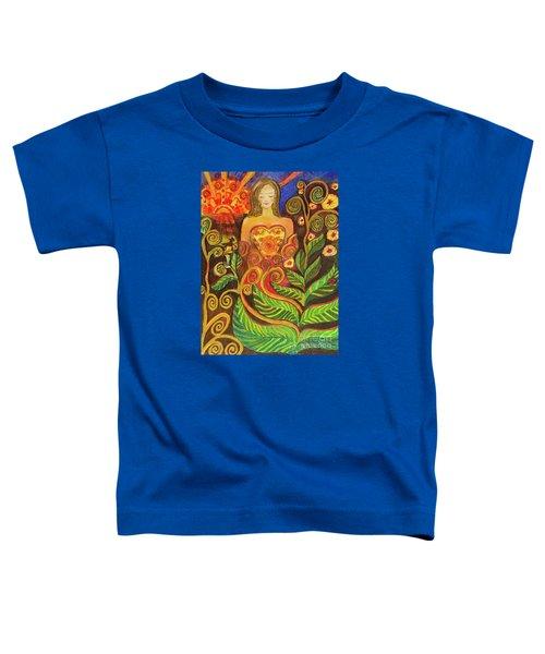 Zen Morning Toddler T-Shirt