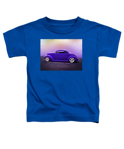 1937 Ford Coupe Toddler T-Shirt