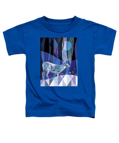 Ghost Walker Toddler T-Shirt