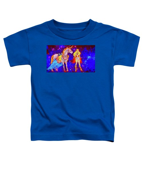 She - Ra And Swift Wind Toddler T-Shirt