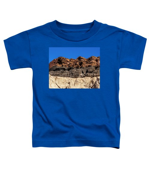 4 Textures 4 Colors Toddler T-Shirt