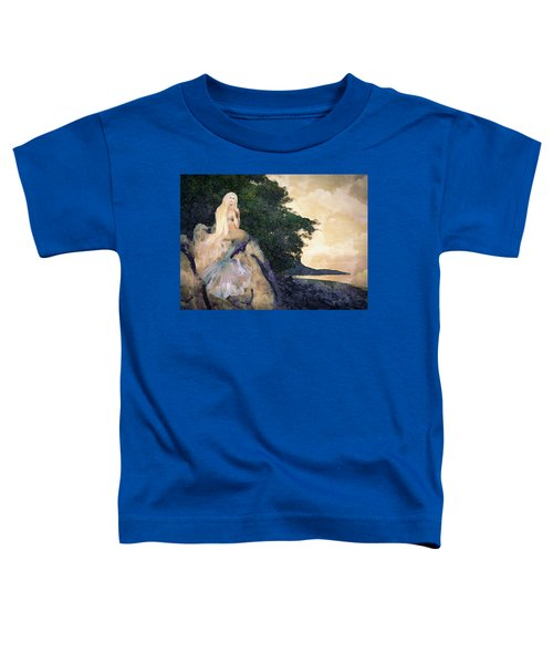A Mermaid's Tale Toddler T-Shirt