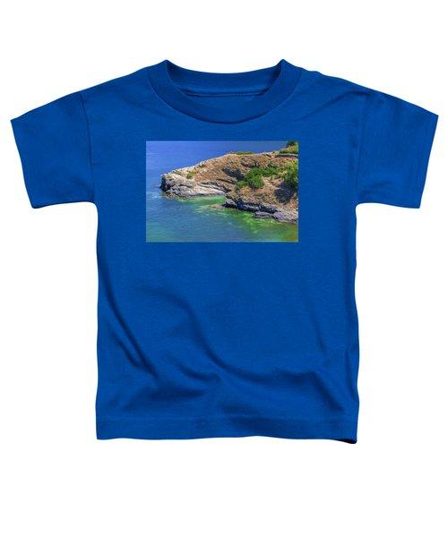 Aegean Coast In Bali Toddler T-Shirt