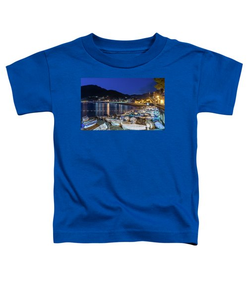 An Evening In Levanto Toddler T-Shirt
