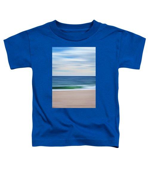 Beach Blur Toddler T-Shirt