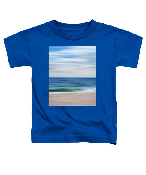 Beach Blur Toddler T-Shirt