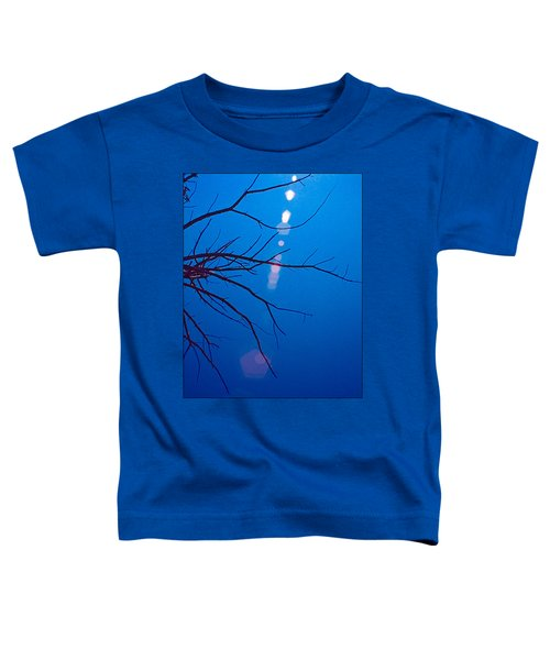 Blue Toddler T-Shirt