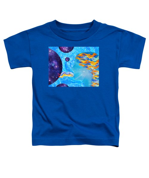 Breath Of Life Toddler T-Shirt