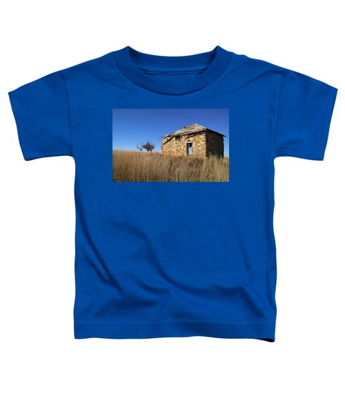 Toddler T-Shirt featuring the photograph Built To Last by Carl Young