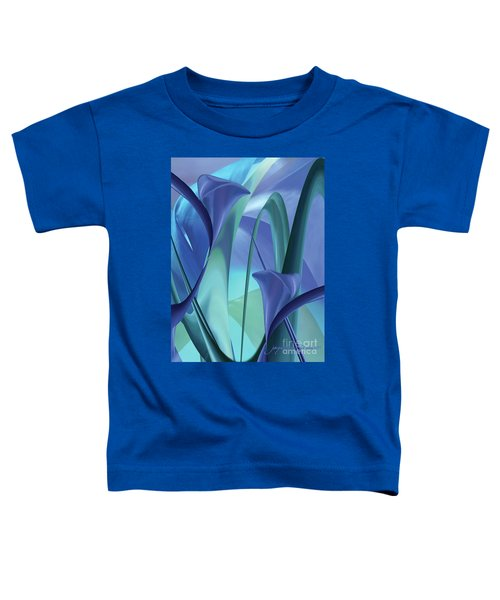 Calla Lilies Toddler T-Shirt