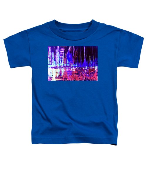 City By The Sea Right Toddler T-Shirt