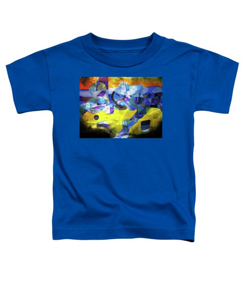 Cold Evening Wind Toddler T-Shirt