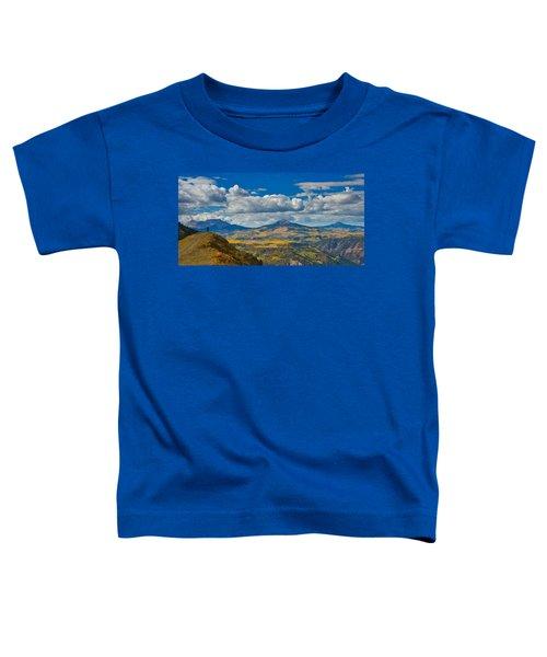 Colorado Fall Toddler T-Shirt