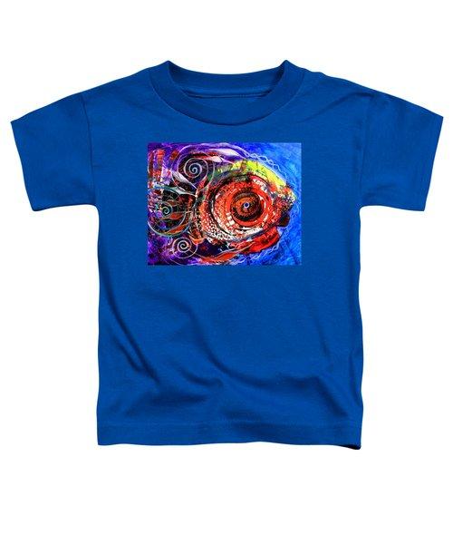 Diabla Grande Toddler T-Shirt