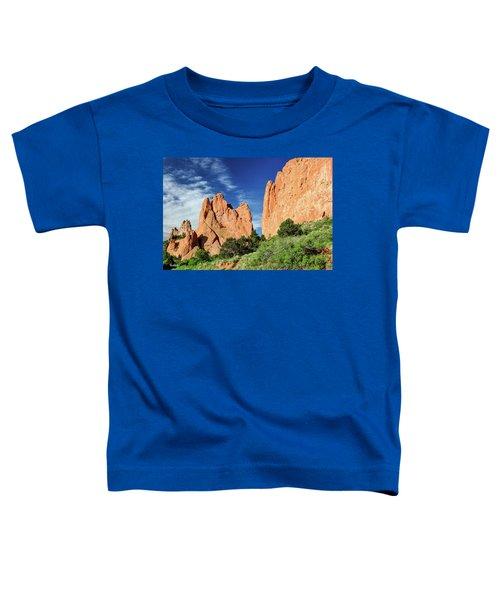 Garden Of The Gods Toddler T-Shirt