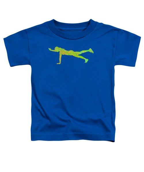 Gym Art 1 Toddler T-Shirt