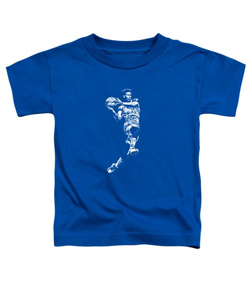 Jimmy Butler Philadelphia 76ers T Shirt Apparel Pixel Art 1 Toddler T-Shirt