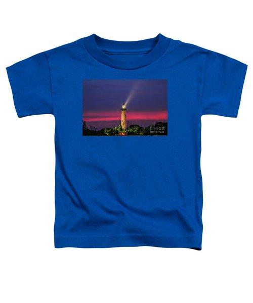 Jupiter Light Beam Toddler T-Shirt