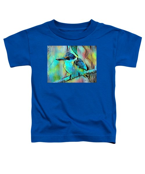 Kookaburra Blues Toddler T-Shirt