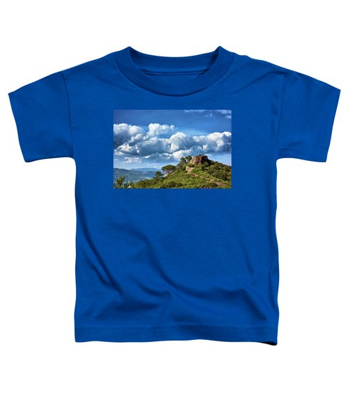 Like Touching The Sky Toddler T-Shirt