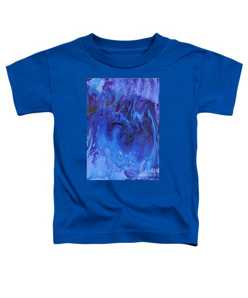 Living Water Abstract Toddler T-Shirt